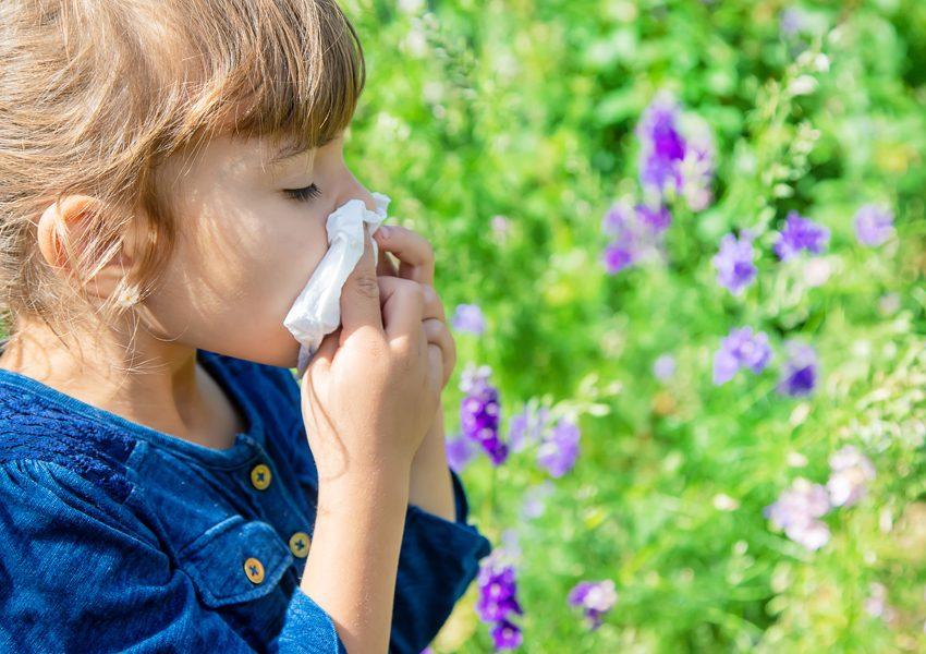 Аллергический ринит у детей: меры профилактики