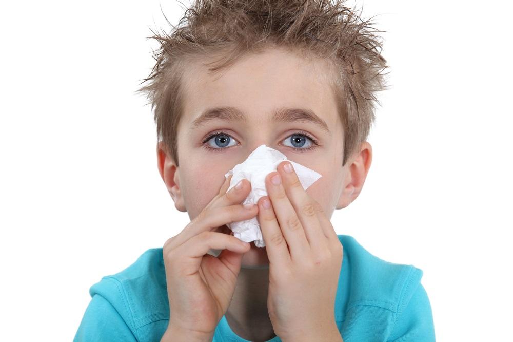 Носовые кровотечения у детей: лечение