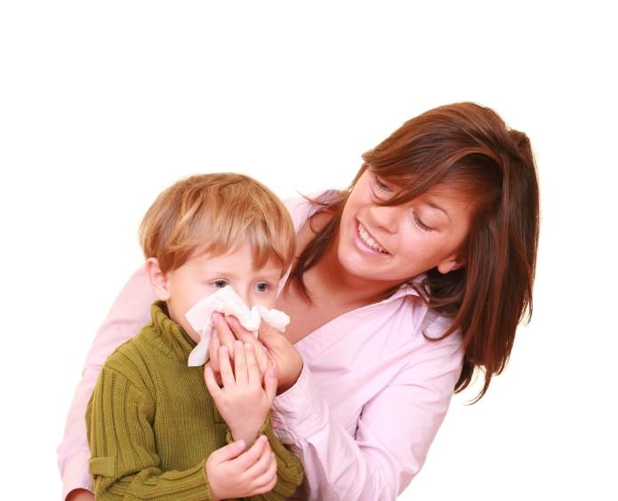 Носовые кровотечения у детей: профилактика