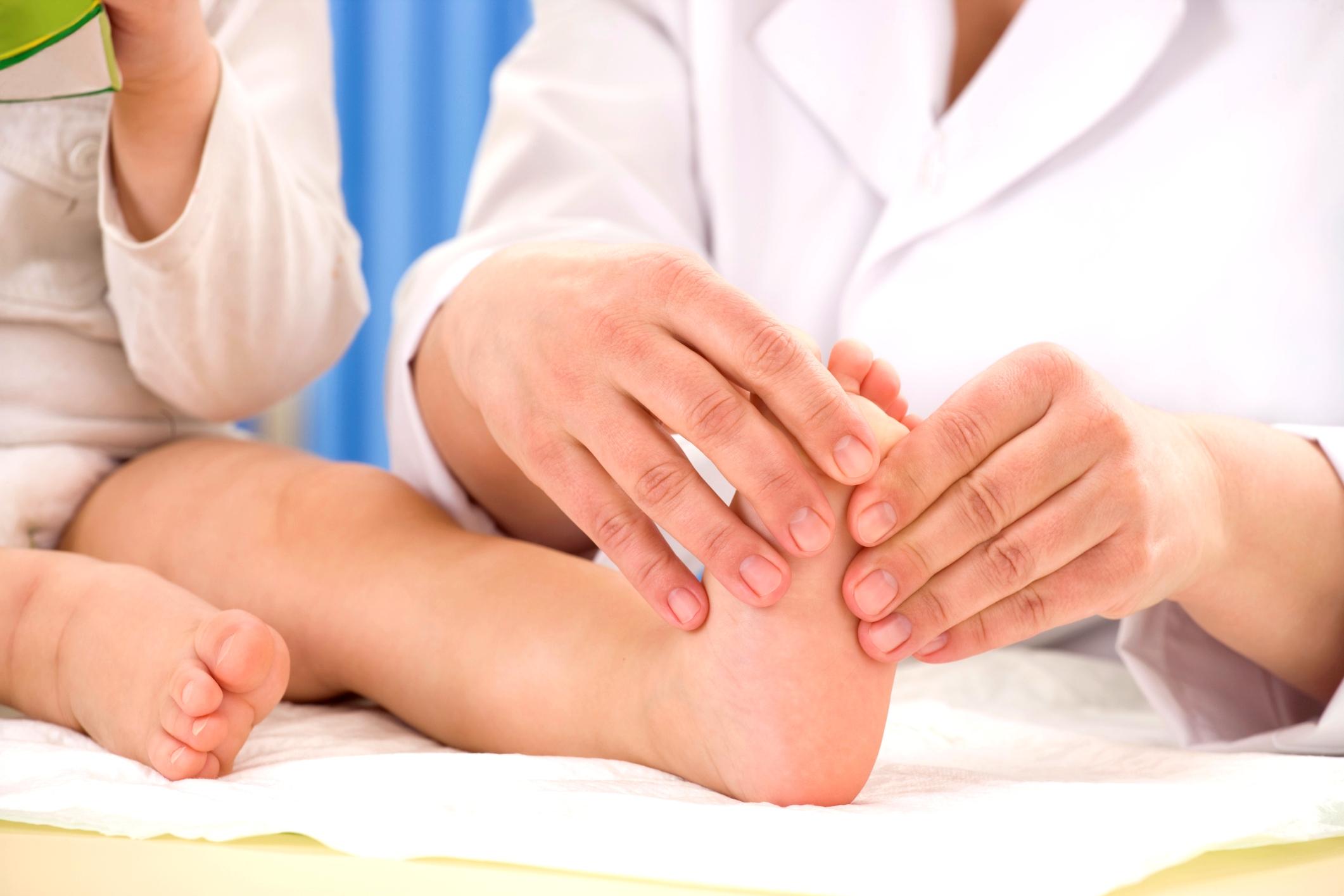 Грибковые инфекции у детей: диагностика
